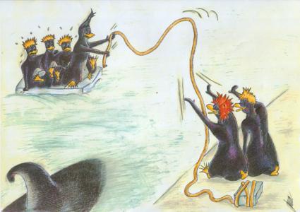 les pingouins 2