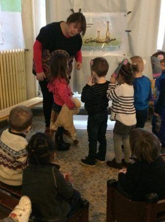 Coopération, Émotions et Fair-play à St Jean de la Barre d'Angers