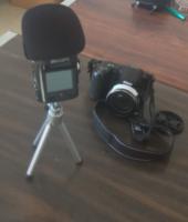 Le Zoom et l'appareil photo, meilleurs compagnons lors des entretiens