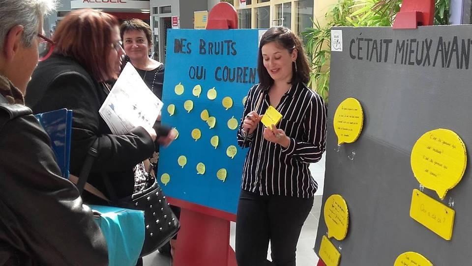 « Si on écoutait les jeunes » à La Cité des Associations