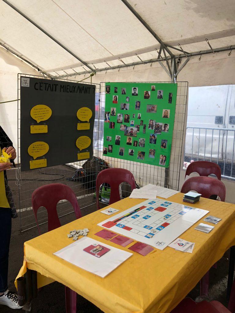 Graine de Citoyen était présent au festival Jeunes Talents de Saumur