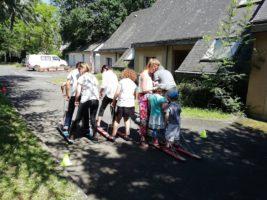 « Voyage au pays des défis » au village Saint-Exupéry